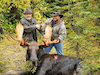 BC Moose Hunts