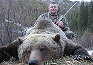 Grizzly Hunt BC
